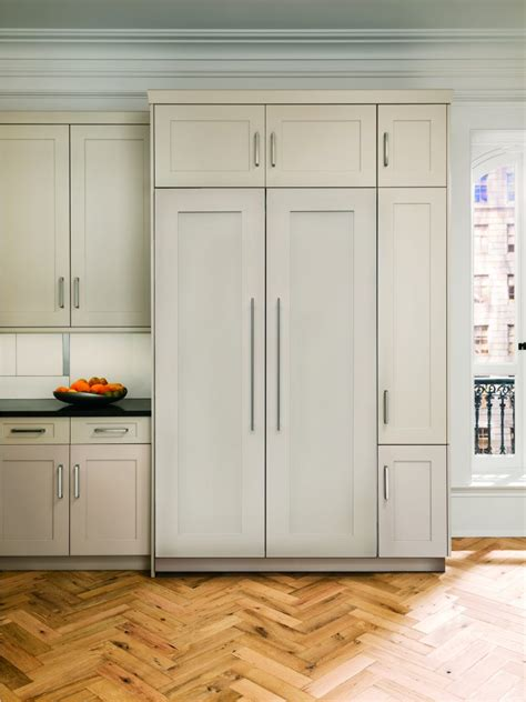 refrigerator freezer columns kitchen bath design news