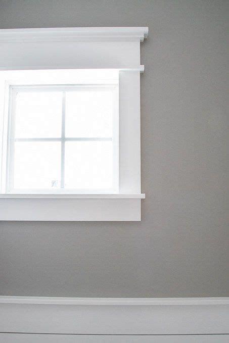 Window Casings And Sills by Diy Modern Craftsman Window Trim Marcs Kitchen