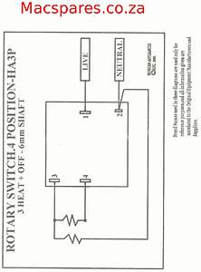 2 Circuit Rotary Switch Wiring Diagram