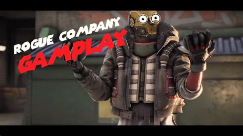 rogue company gameplay alpha