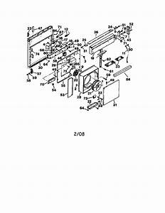 Kenmore Model 2335994690 Range Hood Genuine Parts