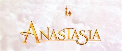 Disney Anastasia Movie Title Titles Card Non
