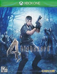 Resident Evil 4 XBOX ONE AS