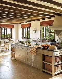 40, Gorgeous, French, Country, Kitchen, Design, U0026, Decor, Ideas