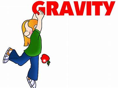 Gravity Science Clipart Force Clip Cliparts Worksheet