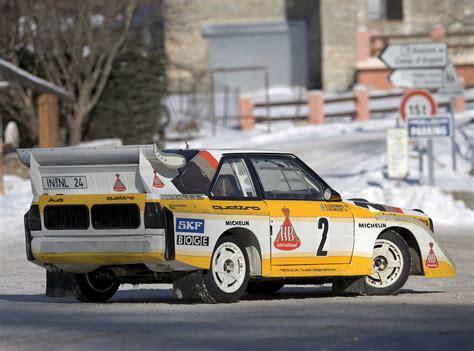 si e auto groupe 1 1985 audi sport quattro s1 e2