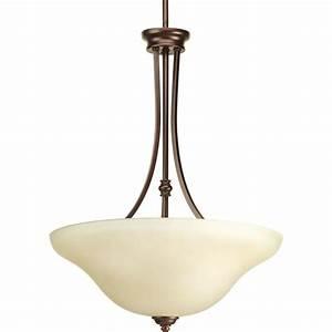 Progress lighting spirit collection light antique bronze