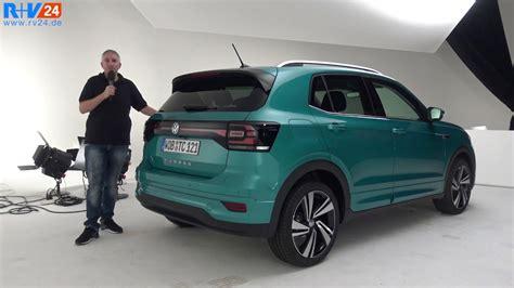 vw t cross kaufen 2019 volkswagen t cross weltpremiere innenraum kofferraum preis check vorstellung