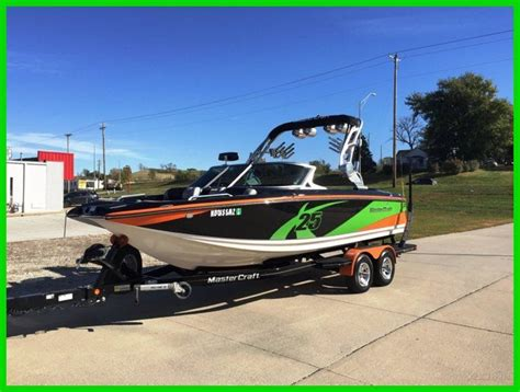 Mastercraft Boats Europe by Mastercraft X25 Boat For Sale From Usa