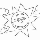 Coloring Sun Momjunction Planet sketch template
