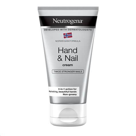 neutrogena norwegian formula hand  nail cream