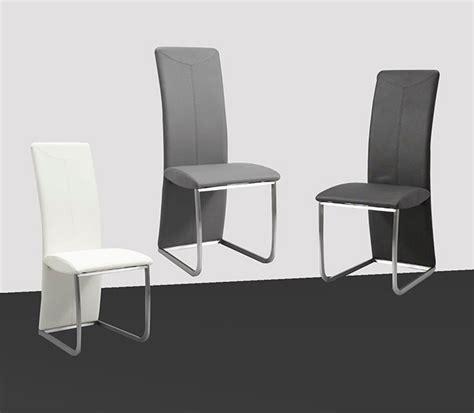 chaise salle a manger grise chaise de salle a manger grise et blanc
