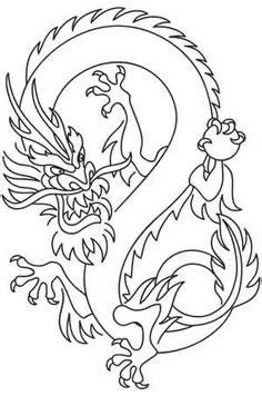 Free Printable Chinese Dragon Coloring Pages For Kids