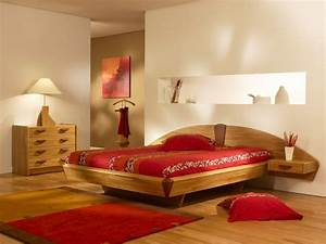 Lit Chevet Suspendu : lit avec chevet suspendu maison design ~ Teatrodelosmanantiales.com Idées de Décoration