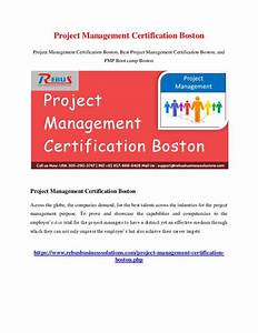 project management certification boston hashdoc With pmp certification documents