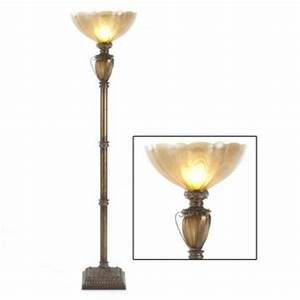Parisian torchiere kirklands pinterest for Parisian torchiere floor lamp