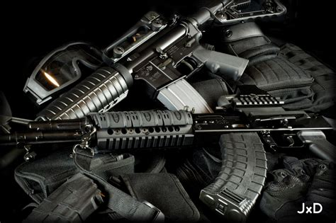 Follow the vibe and change your wallpaper every day! 46+ AR 15 Wallpaper on WallpaperSafari