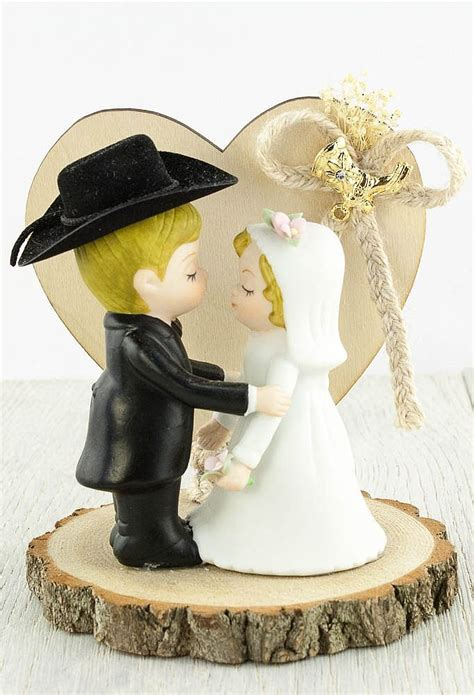 western cake toppers for wedding cakes western cowboy wedding cake topper 1245
