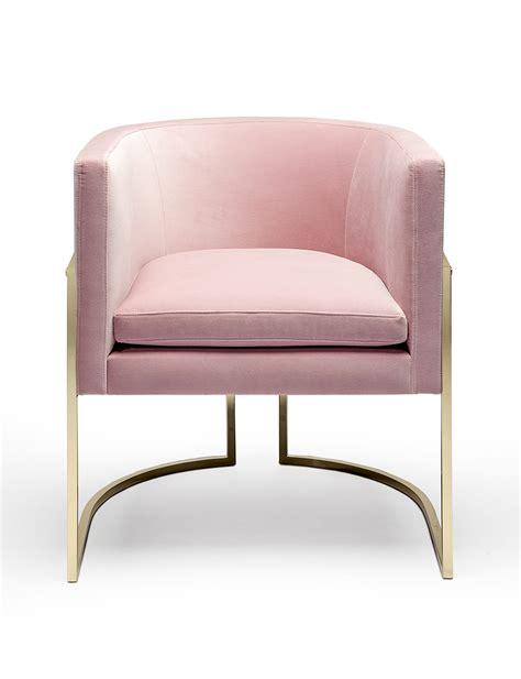 julius chair feminine decor pink chairs and bespoke