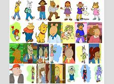 Arthur Characters! Pictures Quiz By Kaleb