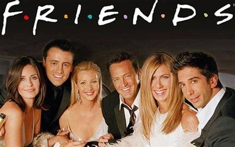 How crazy are you about Friends (TV series)? - Quora