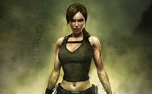 Tomb Raider Underworld Lara Croft - WallDevil