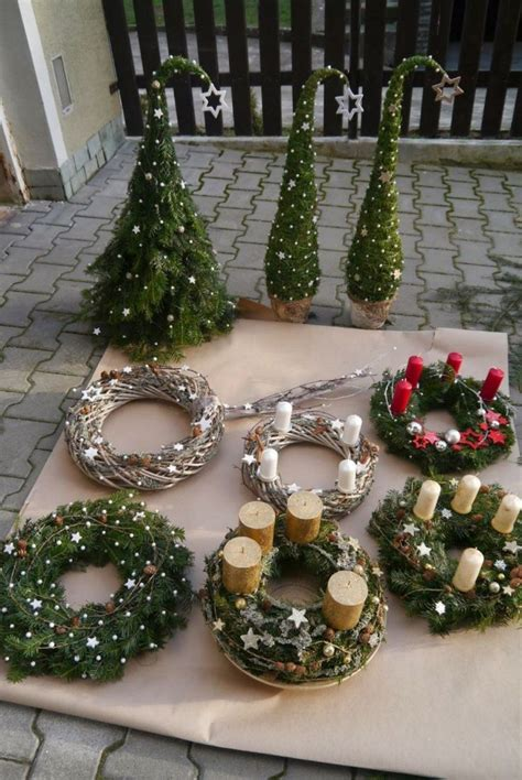 Ideen Weihnachtsdekoration Selber Machen by Weihnachtsdeko Drau 223 En Selber Machen Haus Design Ideen