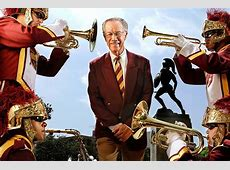 No swan song in sight for USC Marching Band director