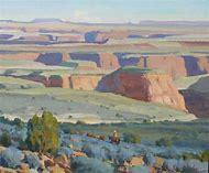 Western Landscape Artists Paintings