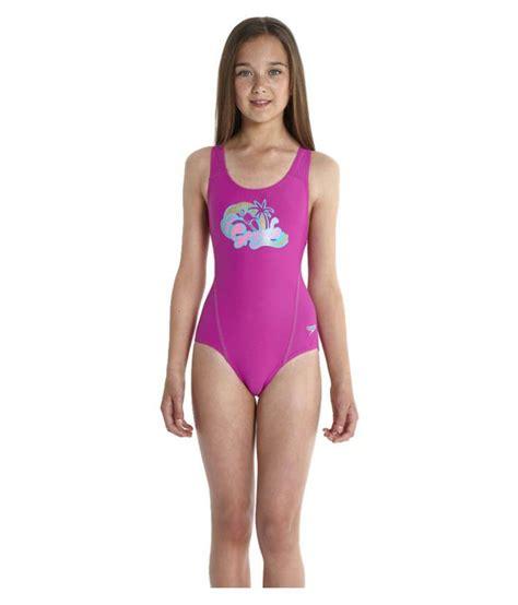 speedo pink polyester swimsuit buy speedo pink polyester