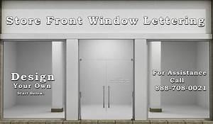 custom window lettering decals glass decals automotive With custom window lettering for business