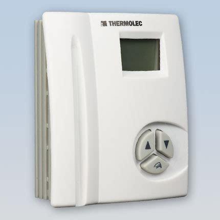 thermolec thermolec 0 10 vdc thermostat