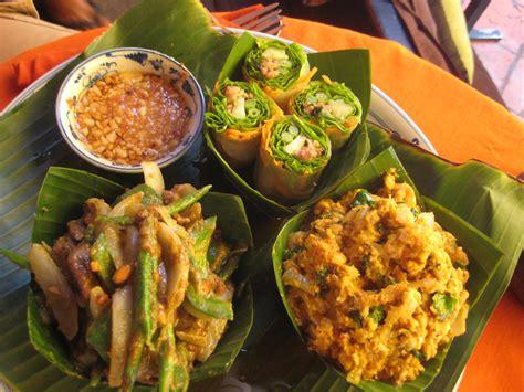 cuisine ot khmer cuisine cruise mekong river