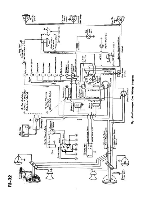 Automotive Wiring Diagram 1993 Chevy by Wiring Diagrams Automotive Chev C 10 Wiring Data