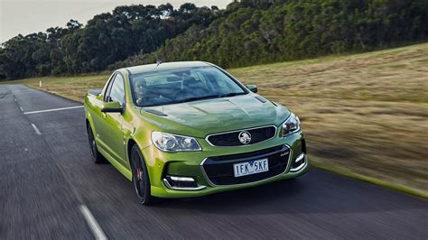 2016 Holden VFII Ute unveiled at Deni Ute Muster - photos ...