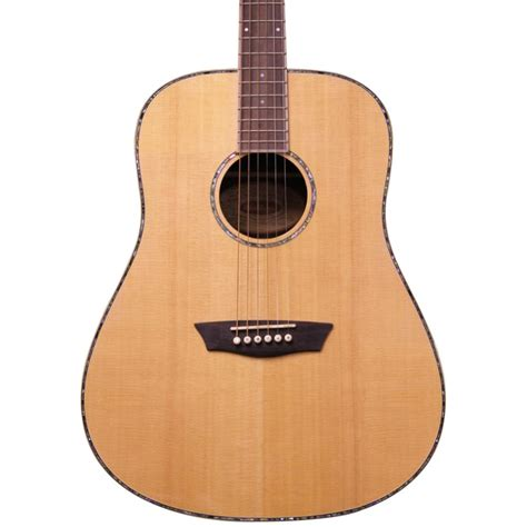 washburn wd25s dreadnought acoustic guitar