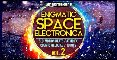 Electronica Samples, Ambient Construction Kit Loops