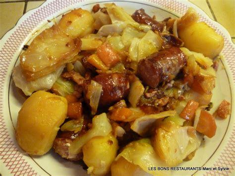 recette potee aux choux vert recette potee aux choux vert 28 images pot 233 e lorraine la recette traditionnelle la
