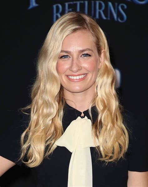 Beth Behrs Mary Poppins Returns Premiere Hollywood