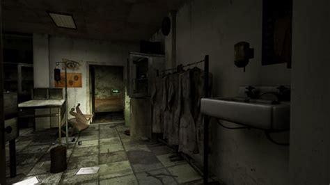 immersive horror room hospital escape terror vr zone