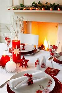 Décoration de table de Noël : 100+ idées fascinantes