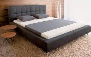 Queen Platform Bed Set