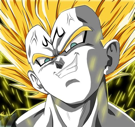 Best Majin Vegeta Photos 2017 – Blue Maize