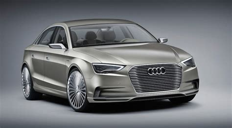 Audi A3 E-tron (2015) To Launch Audi's Plug-in Hybrid