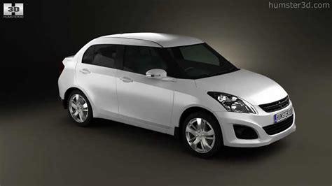 Suzuki (maruti) Swift Dzire Sedan 2012 By 3d Model Store