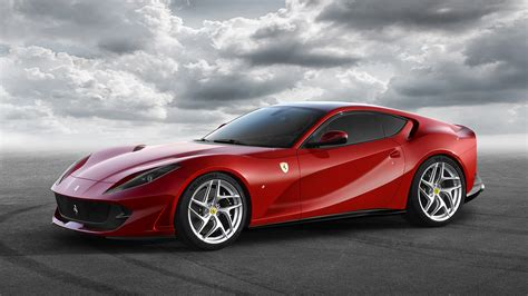 Gambar Mobil 812 Superfast by 2018 812 Superfast Wallpapers Hd Images Wsupercars