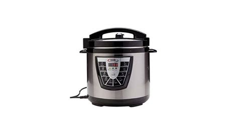electric pressure cooker for canning top 8 best pressure canners heavy 8862