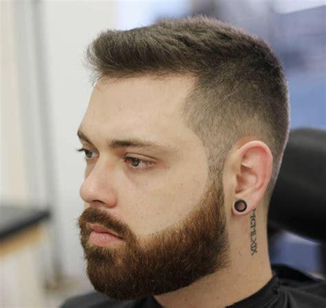 pin  rmh  mens haircut beards faded beard
