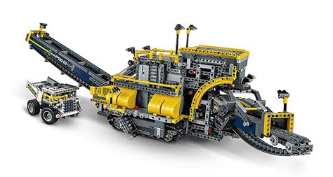 Lego Technic  Schaufelradbagger 42055 Tests & Infos 2019