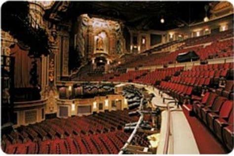 oriental theatre chicago il party earth